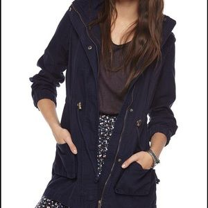 Cotton On Outerwear Jacket in Dark Blue